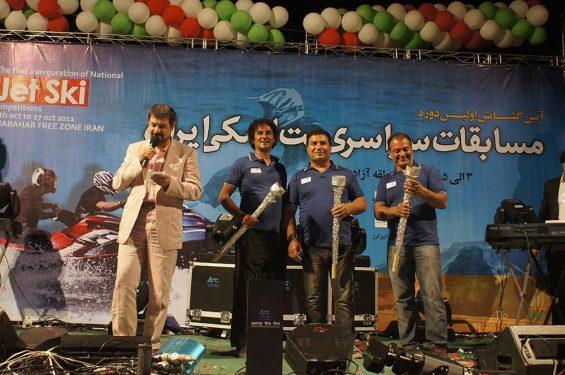 مسابقات چابهار- آبان ماه 1390