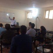 کلاس فشرده آشنای با حقوق ورزشی در استان خوزستان برگزار شد