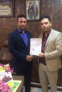 انتصاب رئیس کمیته شهرستان ماهشهر
