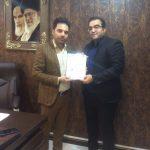 انتصاب آقای ملایی به عنوان رئیس کمیته داوری خوزستان