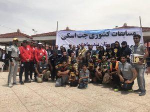 مسابقات رشته جت اسکی جام آزاد کشوری بمناسبت روز ملی خلیج فارس
